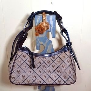 Dooney and Bourke Quilt Pattern Bag